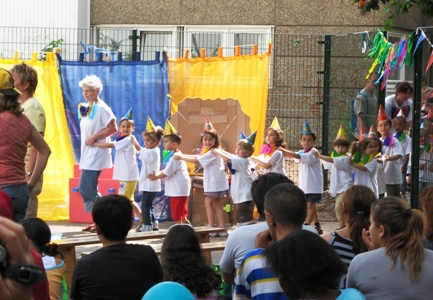 Kindergarten kunterbunt berlin wedding