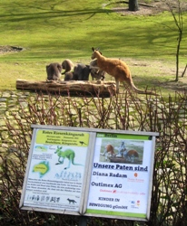 Patenschaft Zoo Berlin